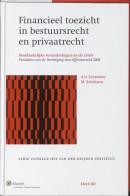 Financieel toezicht in bestuursrecht en privaatrecht
