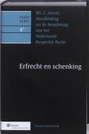 Asser serie Mr C. Asser's handleiding tot de beoefening van het Nederlands burgerlijk recht 4 Erfrecht en schenking