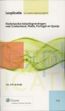 Lexplicatie Nederlandse belastingverdragen met Griekenland, Malta, Portugal en Spanje