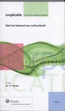 Lexplicatie Wet tot behoud van cultuurbezit