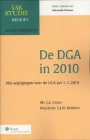 De DGA in 2010