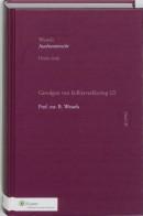 Polak-Wessels, Insolventierecht Wessels insolventierecht Gevolgen van faillietverklaring(2) deel 3