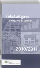 Tekstuitgave Vastgoed & Wonen 2010/2011