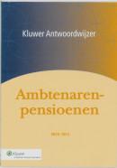 Kluwer Antwoordwijzer Antwoordwijzer Ambtenarenpensioenen 2010/2011