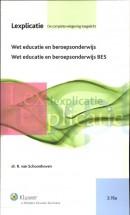 Lexplicatie Wet educatie en beroepsonderwijs BES
