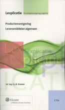 Lexplicatie Productenwetgeving Levensmiddelen algemeen