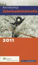 Kernboekje Salarisadministratie 2011