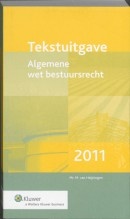 Tekstuitgave Algemene Wet Bestuursrecht 2011