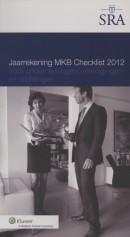 Jaarrekening MKB Checklist 2012