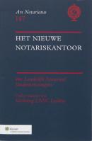 Ars Notariatus Het nieuwe notariskantoor
