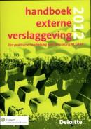 Handboek externe verslaggeving 2012