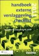 Handboek externe verslaggeving checklist 2011