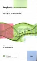 Lexplicatie Wet op de architectentitel