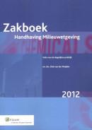Zakboek Handhaving Milieuwetgeving 2012