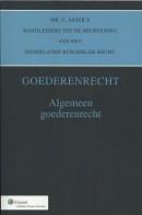 Asser serie Asser 3-I Algemeen goederenrecht