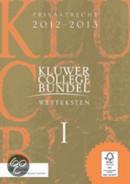 Kluwer Collegebundel Limited Edition 2012/2013