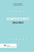 Tekstuitgave gemeentewet 2012