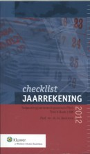 Checklist jaarrekening 2012
