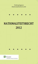 Tekstuitgave Nationaliteitsrecht 2012