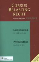 Studenteneditie Cursus Belastingrecht Loonbelasting/Premieheffing 2012/2013
