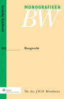 Monografieen BW Borgtocht