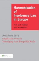 Harmonisation of Insolvency Law in Europe