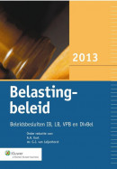 Pocket Belastingbeleid 2013