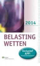 Belastingwetten (gebonden editie) 2014