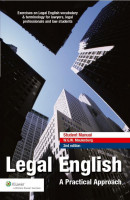 Legal English A Practical Approach