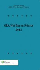 Tekstuitgave GBA, Wet Brp en Privacy