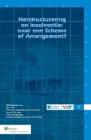 Herstructurering en insolventie naar een scheme of arrangement