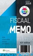 Fiscaal Memo 2014-001