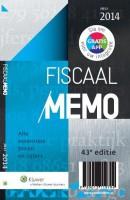 Fiscaal Memo 2014-002