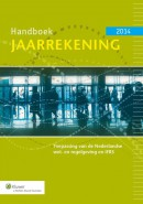 Handboek Jaarrekening 2014