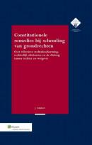 Meijers-reeks Constitutionele remedies bij schending van grondrechten