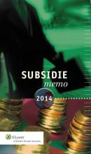 Subsidiememo 2014