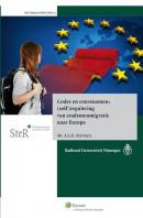 Codes en convenanten:(zelf)regulering van studentenmigratie naar Europa