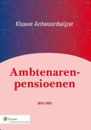 Antwoordwijzer Ambtenarenpensioenen 2014/2015