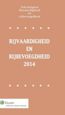 Tekstuitgave Rijvaardigheid en rijbevoegdheid 2014