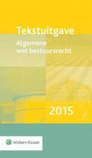Tekstuitgave Algemene wet bestuursrecht 2015