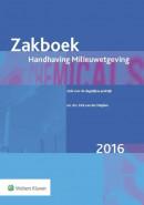 Zakboek Handhaving Milieuwetgeving 2016