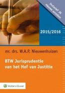 BTW Jurisprudentie van het Hof van Justitie 2015/2016