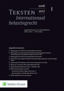 Teksten Internationaal belastingrecht 2016/2017