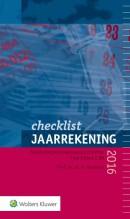 Checklist jaarrekening 2016