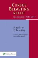 Studenteneditie Cursus Belastingrecht Schenk- en Erfbelasting 2016-2017