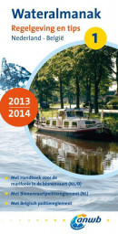 ANWB wateralmanak : Wateralmanak 2013-2014 1