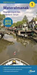 ANWB wateralmanak : Wateralmanak 2015-2016 1