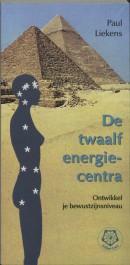 Ankertjes 243 : De twaalf energiecentra