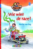 Klavertje drie-serie Kiki, Cas en de rest Wie wint de race?