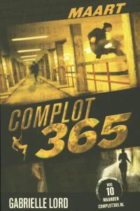 Complot 365. Maart